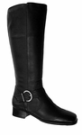 Ros Hommerson Women's Merry Extra Wide Calf Boot (Black)