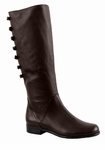 Ros Hommerson Women's Rosie Super Wide Calf™ Boot (Brown)