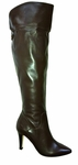 Ros Hommerson Women's Sherlock Extra Wide Calf Over-the-Knee Boot (Brown)