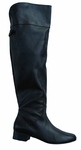 Ros Hommerson Women's Simply 2 Wide Calf Over-the-Knee Boot (Black)