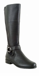 Ros Hommerson Women's Skylar Extra Wide Calf Boot (Black)