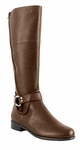 Ros Hommerson Women's Skylar Extra Wide Calf Boot (Tan)