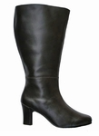 Ros Hommerson Women's Tammy <u>Super Wide Calf</u>™ Boot (Brown)