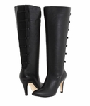 Ros Hommerson Women's Tanya Extra Wide Calf Boot (Black)