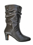 Ros Hommerson Women's Thyme Super Wide Calf Boot (Brown Leather)