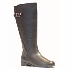 Rose Petals Taylor Super Wide Calf™ Boots (Brown) - Final Sale