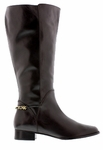 Rose Petals Women's Piper Super Wide Calf� Boot (Brown)