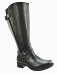Tori Women's Super/Super Plus Wide Calf� Boot (Black)
