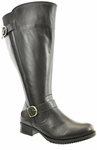 Tori Women's Super/Super Plus Wide Calf�   Leather Riding Boot ON SALE!  (Brown)