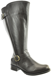 Tori Women's Super/Super Plus Wide Calf®   Leather Riding Boot ON SALE!  (Brown)