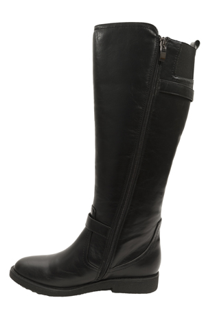 Women&39s Cassie Extra Wide Calf Boot (Black) - Clearance/Final Sale