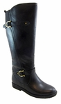 Women's Cassie Extra Wide Calf Boot (Black)
