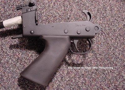 FN-FAL Lower Receiver