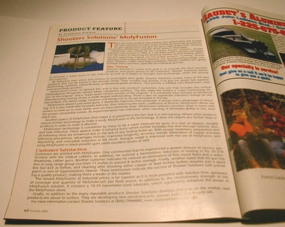 Southern Sporting Magazine Product Feature