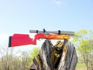 World record holder rifle rimfire gun