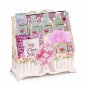 A Mother's Love Spa Basket