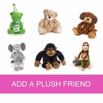 Add a Stuffed Animal to your Gift