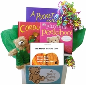 Bear Theme Baby Box