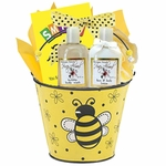 Bee-utiful Day Bath Bucket