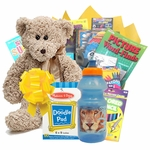 Big Hugs Kids Activity Books Gift Basket
