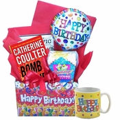 Birthday Wishes Gift Box for Readers