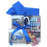 Book and Mug Gift Set for Him