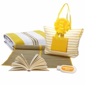 Book Lover's Beach Bag