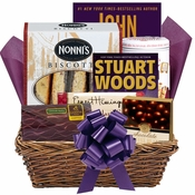 Deluxe Read All Night Gift Basket
