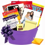 Bookworms Gift Basket