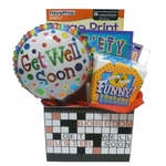 Boredom Buster Get Well Gift Box