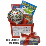 Boredom Buster With Book Gift Box
