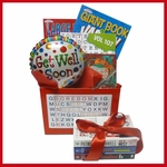 No Food Boredom Buster Get Well Gift