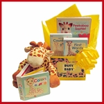 Busy Baby Gift Box with Books
