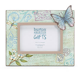 Butterfly Picture Frame