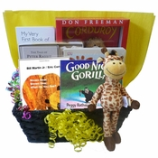 Classic Baby Books Gift Basket