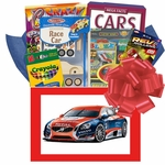 Car Crazy Kids Activities Gift Box