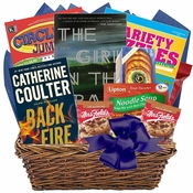 Deluxe Feel Better Gift Basket