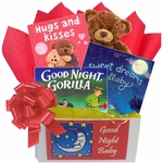 Good Nights Baby Gift Box with Books