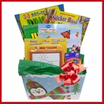Kids Winter Break Puzzles and Games Gift Box