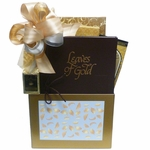 Leaves of Gold Gift Box