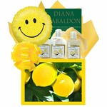 Lemon Sage Bath and Body Gift Box