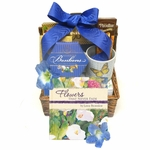Peace, Prayers and Blessings Sympathy Basket