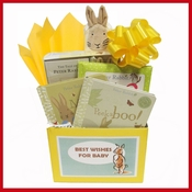 Peter Rabbit Baby Books Gift Box
