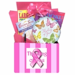 Pink Boredom Buster Get Well Gift