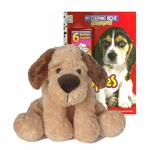 Kids Book and Puppy Gift Set