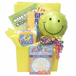 Puzzles and Smiles Grandparents Gift Box