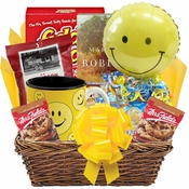 Share A Smile Gift Basket