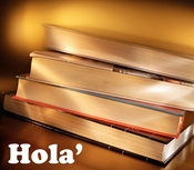 Spanish Language Book Baskets