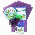 Beautiful Butterflies Gift Box