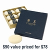 Floris Luxury Soap Collection, Set/6 Bars